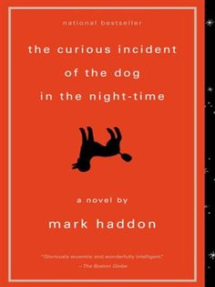 The Curious Case of the Dog in the Night-Time by Mark Haddon. I really enjoyed this book and the unique perspective from a young boy.