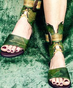 Elvish Booties
