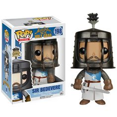 Buy Monty Python and the Holy Grail Sir Bedevere Pop! Vinyl Figure from Pop In A Box UK, the home of Funko Pop Vinyl subscriptions and more. Worldwide delivery available!