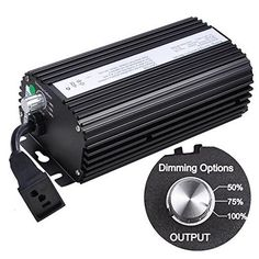 Yescom 250W HPS MH Digital Electronic Dimmable Ballast Grow Light -- Want to know more, click on the image.(This is an Amazon affiliate link and I receive a commission for the sales) #IndoorGardeningHydroponics