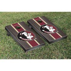 Victory Tailgate College Vault Florida State FSU Seminoles Cornhole Game Set - 857314