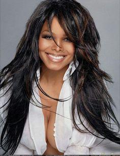 Living her own life. Janet Jackson.
