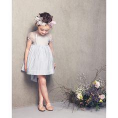 Nellystella Marissa Dress :: gray dawn