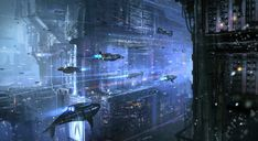 Dark Future, Cyberpunk, Brutalismo, Rascacielos y otras obsesiones. - Página 2 - ForoCoches