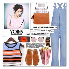 """Yoins 8/10 ♥"" by av-anul ❤ liked on Polyvore featuring Lauren Ralph Lauren and Fendi"