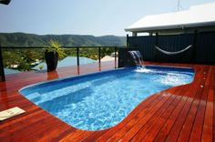 Amazing Swimming Pool Decorations Ideas