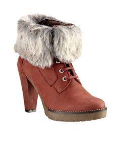 #Heine - half-boots