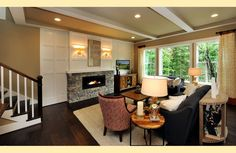 Buchanan by Drees Homes at Herndon Trace