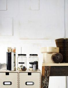 Easy DIY's for your home office (via Bloglovin.com )