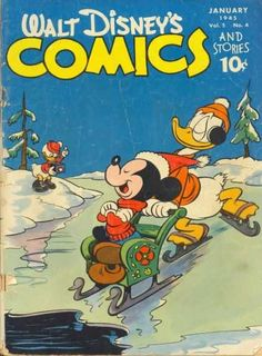Walt Disney's Comics and Stories 52