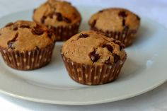 Chocolate & Oats Muffins