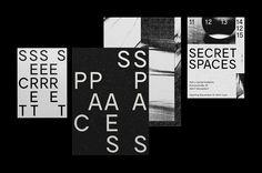 Secret Spaces - Exhibition on Behance