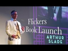 Flickers Hollywood-Style Book Launch