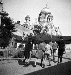Eger régmúltja-Zsinagóga