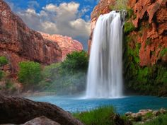 39 Breathtaking Waterfalls From Around The World - Outdoors ...