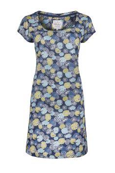 Barnacle Print Tunic  http://www.mistral-online.com/clothing-c50/tunics-dresses-c1/barnacle-print-short-sleeve-tunic-blue-green-mix-p22189