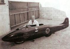 "Herbert James ""Burt"" Munro (Bert in his youth) (25 March 1899 – 6 January 1978)"