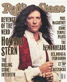 Howard Stern Magazine Cover Photos - List of magazine covers featuring Howard Stern