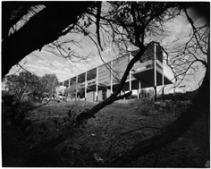 Two storey house, by Robin Boyd