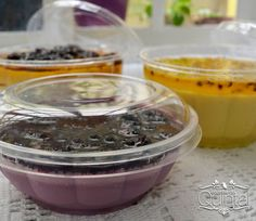 Mousse, Pudding, Meals, Desserts, Blackberries, Fun Recipes, Tasty Food Recipes, Ideas, Deserts