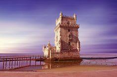 Belem tower by PavelShishkanov