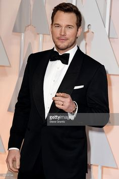 Actor Chris Pratt attends the 87th Annual Academy Awards at Hollywood & Highland Center on February 22, 2015 in Hollywood, California.