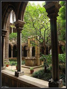 Claustre de Santa Anna Barcelona