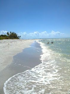 We are headed to Sanibel in December! Places In Florida, Florida Beaches, Sanibel Florida, Seaside Beach, Ocean Beach, Playa Beach, Great Places, Places To Visit, Captiva Island