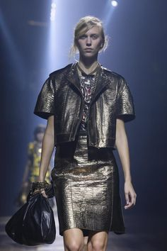 Lanvin Ready To Wear Spring Summer 2014 Paris - NOWFASHION