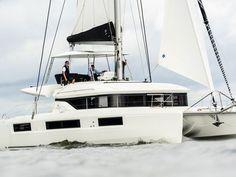 Liveaboard Sailing, Sailboat Chartering, Sailboat Reviews and More | Cruising World Sailing Gear, Catamaran, Sailboat, World, Sailing Boat, Sailboats, The World, Sailing Yachts, Catamaran Yachts