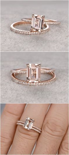 Engagement & Wedding Rings http://link.ssg.bg/2iIjKWy #Бижута Пръстен Pinterest