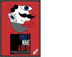 Pony's Pantibar posters