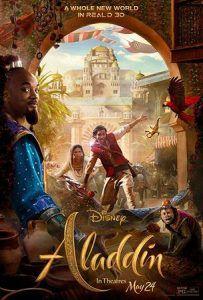 Aladdin (2019) 900MB 720P HDCam Dual Audio [Hindi-English