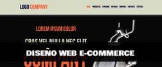 Diseño web E-Comerce