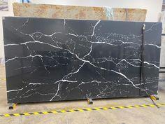 Quartz Slab, Quartz Stone, Quartz Countertops, Black Quartz, Black Marble, Monochromatic Color Scheme, Interior Walls, Montenegro, Recycled Materials