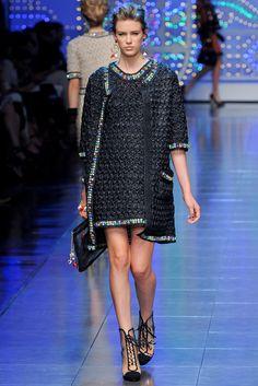 Dolce & Gabbana - Primavera Verano 2012
