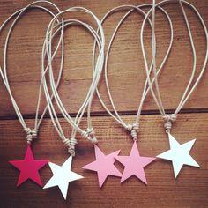 Estrellas collares Pequeña moma
