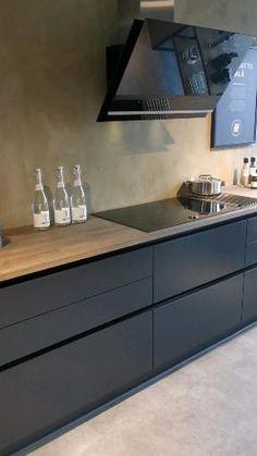New Kitchen Inspiration, Kitchen Cabinets Decor, Küchen Design, Kitchen Organization, Furniture Design, Kitchens, New Homes, Gardening, Storage