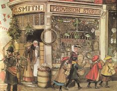 Edwardian Christmas John S. Goodall ~ Antheneum, 1978 Managed to get up before the dawn today to share this one. English Christmas, Christmas Past, Vintage Christmas, Christmas Cards, Christmas Dresses, Christmas Postcards, Christmas Graphics, Christmas Printables, Christmas Christmas