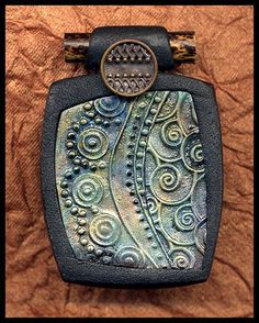 awesome Polydogz Designs :: Polymer Jewelry :: 14_G