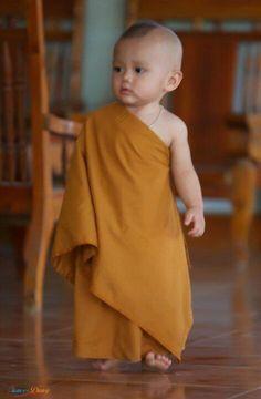 aww. such a cute buddha baby