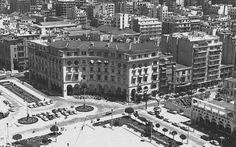 Thessaloniki, Urban Photography, Macedonia, Athens, Old Photos, New York Skyline, Greece, Places To Visit, History
