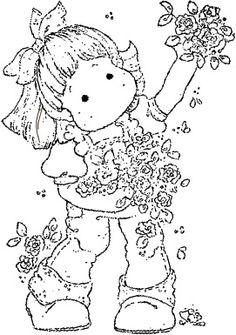 Summer Memories 2012 - Rose Garden Tilda