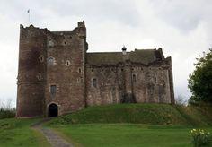Doune-Castle-Escócia. 10 lugares incríveis de Game of Thrones para se visitar