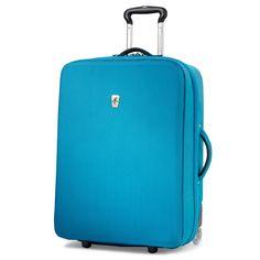 "Atlantic Luggage Debut 25"" Upright Suitcase"
