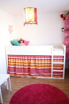mommo design: IKEA HACKS FOR KIDS - Kura bed