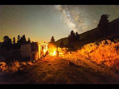 Greek photographer Konstantinos Vasilakakos shot this beautiful time-lapse video of the Milky Way from the mountains near the small Greek village of Petrilo. He recorded the video over the course o. Time Lapse Photography, One With Nature, Adventure Activities, Milky Way, Night Skies, Monument Valley, Greece, Places To Go, Tourism