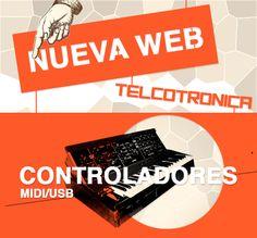 !Nueva web! telcotronica.es