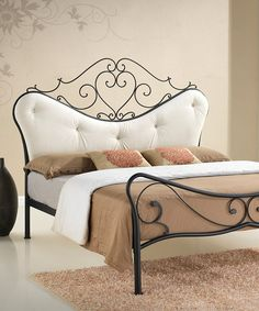 Look at this Alanna Platform Bed Frame on #zulily today!