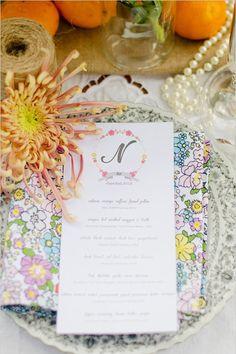 free custom wedding monogram #freeprintables #2014bride #weddingchicks http://www.weddingchicks.com/2014/03/14/free-printables-2/